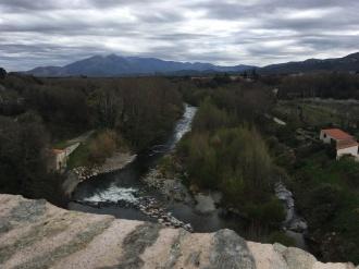 The old bridge Céret