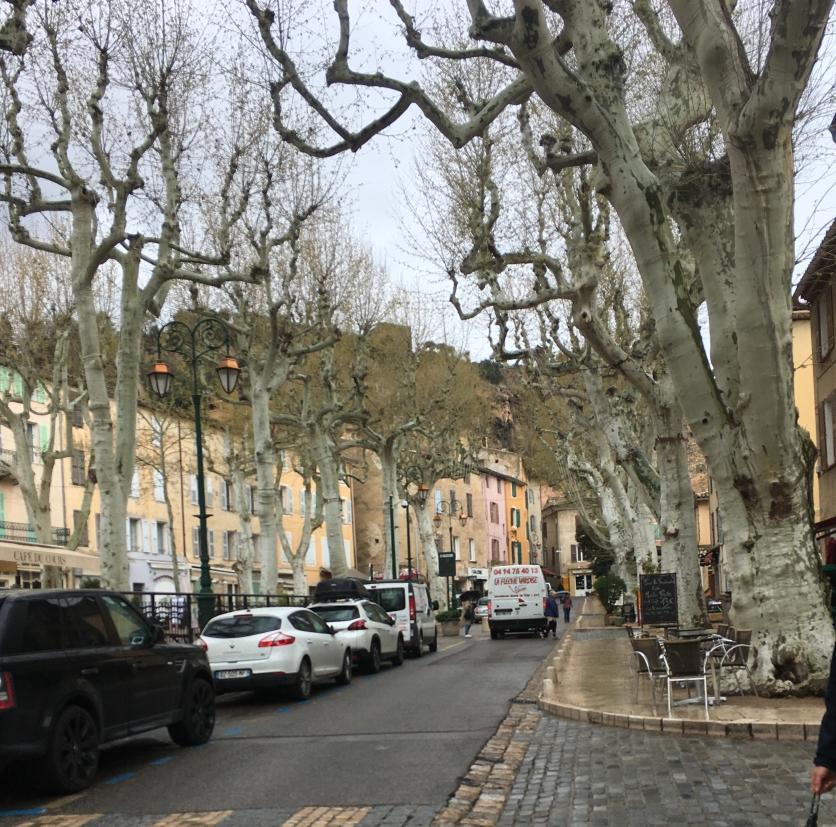 Main Street Cotignac