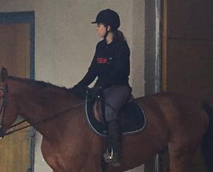 Equestrian centre class