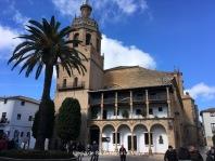 Iglesia Santa María Mayor, Ronda