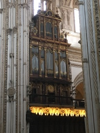 Cathedral organ, Córdoba