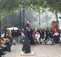 Street Flamenco, Seville
