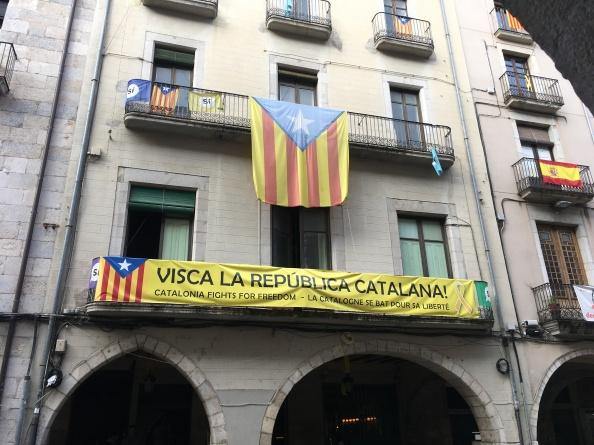Catalan independec, Girona