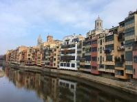 Onyar River, Girona