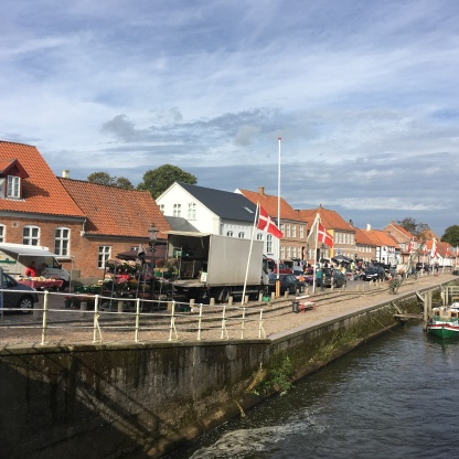 The Harbour, Ribe