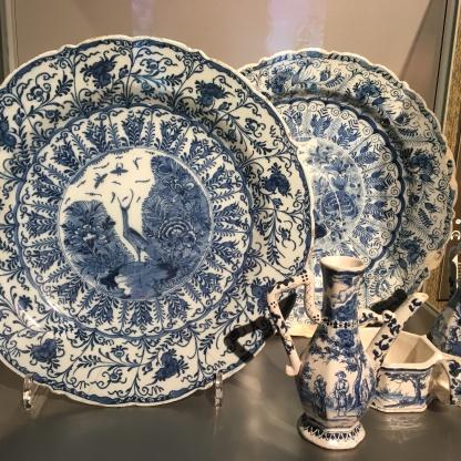 Delft Pottery, Prinsenhof Museum, Delft