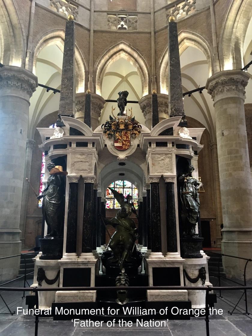 William I Mausoleum, Delft