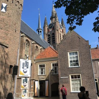 Prinsenhof Museum, Delft