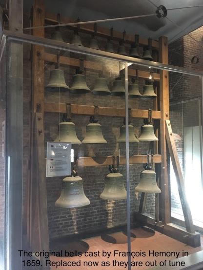 Original bells, New Church, Delft