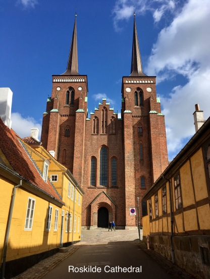 Roskilde. Cathedral