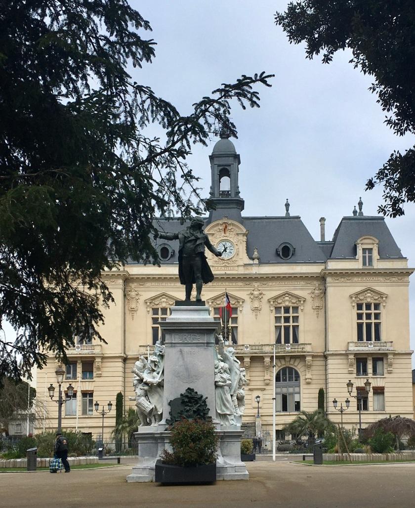 Mairie, Tarbes